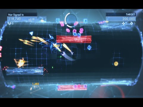 Preview: Geometry Wars 3