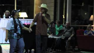 Gene Hodge sings 'I'm counting on you' at Sheffield Remembers 2013 (video)