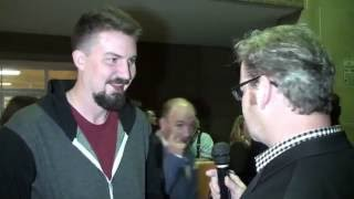 BLAIR WITCH Premiere Interview with Director Adam Wingard