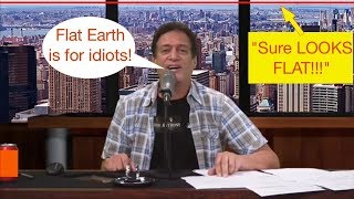 (Flat Earth) Neil deGrasse Tyson Is a Flat Earther Now!
