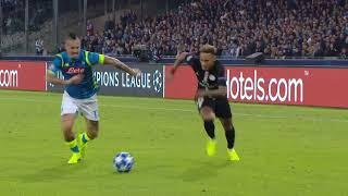 Neymar vs Napoli Away VIP Camera FHD 1080p 06/11/2018