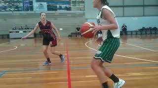 Erica Pitman Basketball Highlight Video