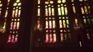 Europe Adventures - Barcelona Sagrada Familia