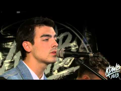 Final Jonas Brothers Performance: 'First Time, Just Hold On We're Going Home, Love Bug' at KDWB