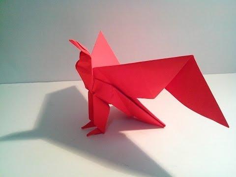 Бумажный орел