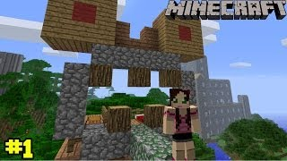 Minecraft: BEST HOUSE CHALLENGE [EPS6] [1]