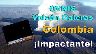 Impactante Avistamiento En El Volcán Galeras (Colombia)