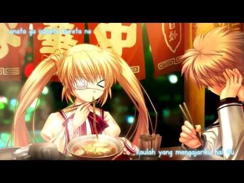 Yanagi Nagi - Love Letter (Koibumi)   Rewrite [Romaji & Indonesia Sub]