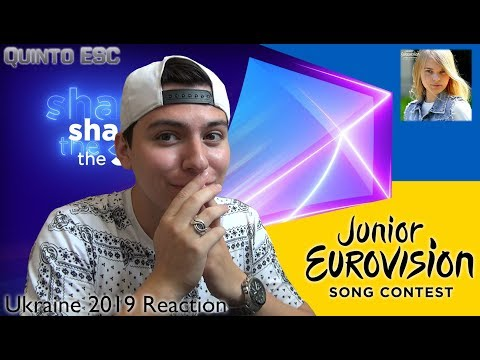 Sofia Ivanko - Koly Zdaietsia Reaction - Junior Eurovision 2019 (Ukraine) - Quinto ESC