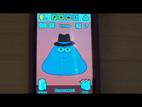 POU | Aplicación para Android y Apple | Menudo bicho...
