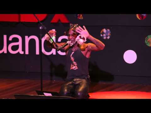 Beatjazz - Open Source: Onyx Ashanti /Electronic Jazz Artist at TEDxLuanda 2013