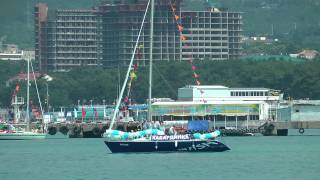 Геленджик Карнавал на воде 28 июля 2012 \ Carnival on the water