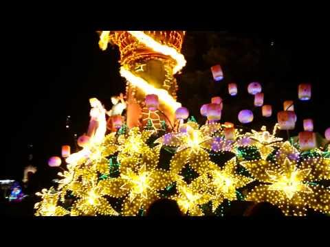 "Tokyo DisneyLand ""Dream Lights"" 2015 07 22"