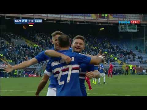 Serie A 21. Hafta | Sampdoria 3 -1 Fiorentina Maç özeti