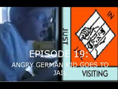 Agk Ep 19 Angry German Kid Goes To Jail video