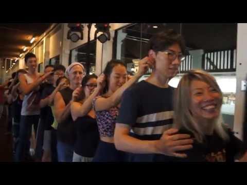 Zouk SEA 2016 Workshop Dances 5 ~ video by Zouk Soul