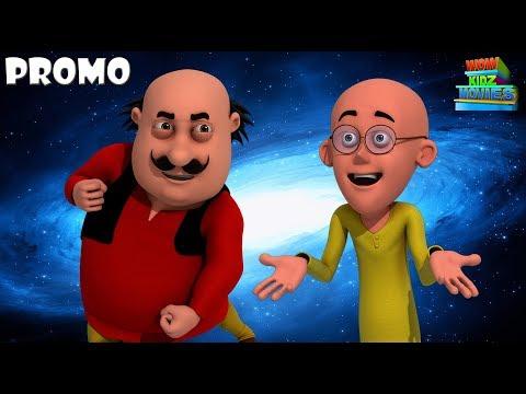 Funny Hindi Cartoon Movies For kids | Motu Patlu In Alien World | Animated Movies thumbnail