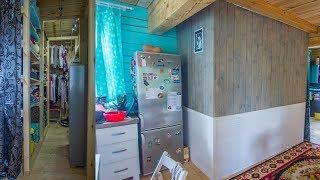 Гардеробная. Вместо шкафа/шифоньера/стенки.