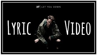 Download Lagu NF - Let You Down (With Lyrics) Gratis STAFABAND