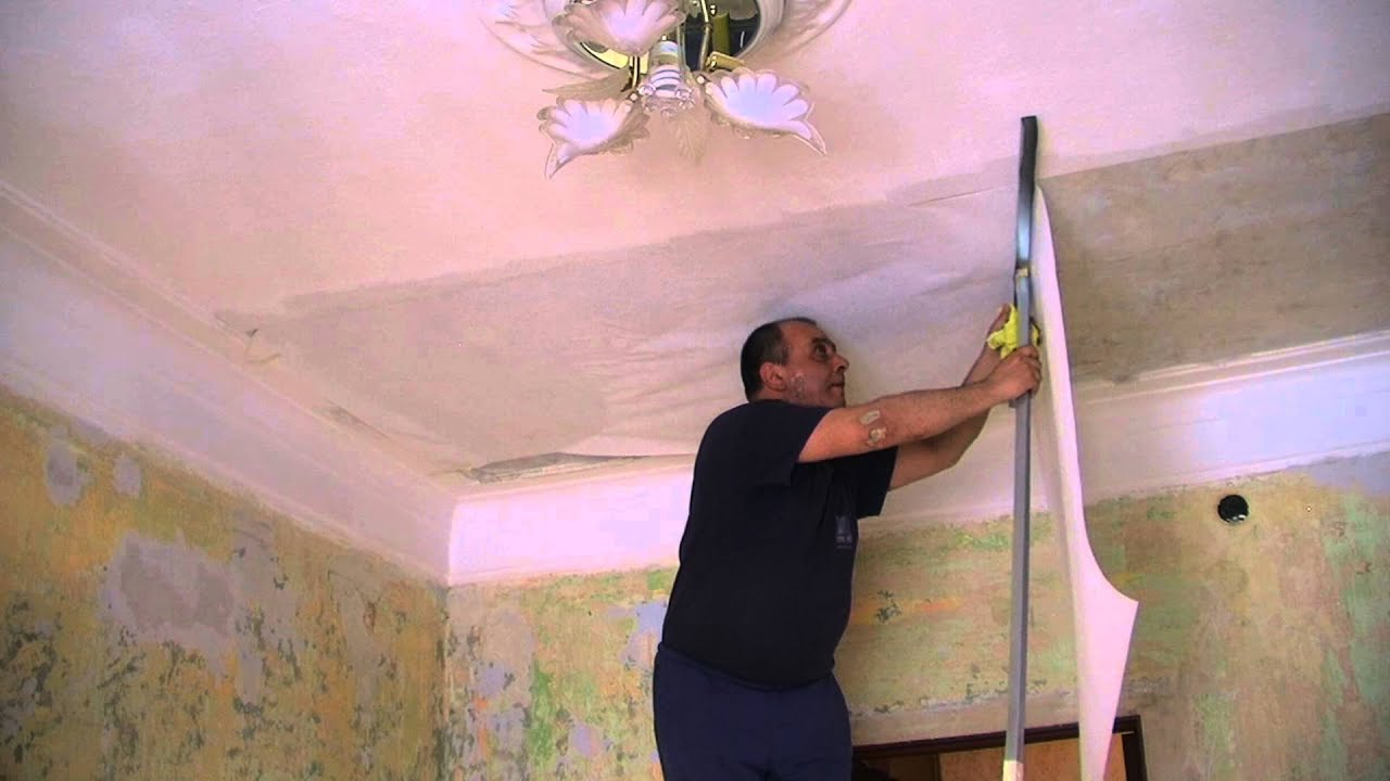 Как сделать переход от потолка к стене 6
