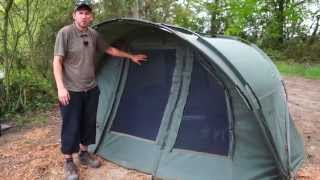 ***CARP FISHING TV*** New Royale Classic 2 Man Bivvy
