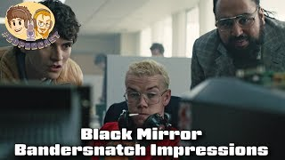 Black Mirror: Bandersnatch Thoughts
