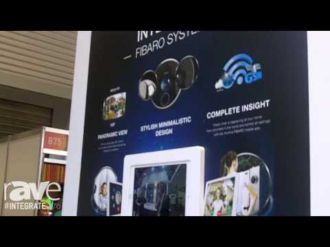 Integrate 2016: Fibaro Features Intercom for An Entire Access Control System
