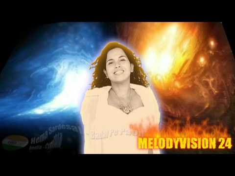 MelodyVision 24 - INDIA - Hema Sardesai - Badal Pe Paon Hain