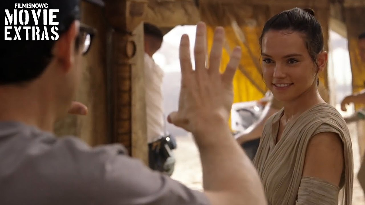 Star Wars: The Force Awakens 'Casting Rey' Featurette [Blu-Ray/DVD 2016]