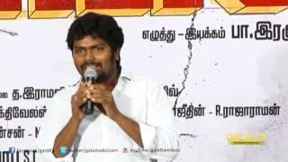 Director Ranjith at Madras Success Meet