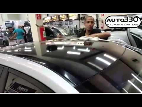 Corolla 2015 Teto Black Piano - Auto330