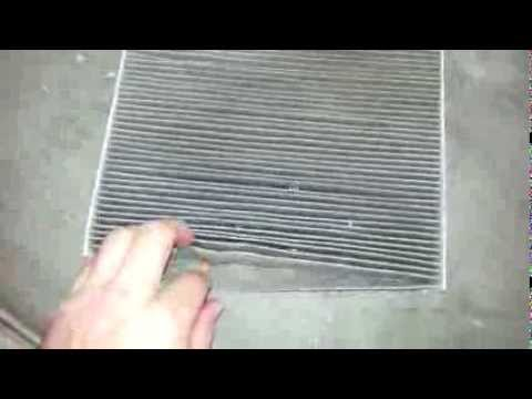 2013 kia optima hvac cabin air filter element cleaning for Kia optima cabin filter