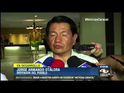 Estos son los siete policías asesinados en Córdoba, culpan a las FARC  - 16 de Septiembre de 2014