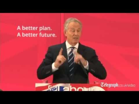 Blair: Leaving Europe would leave Britain diminished in the world