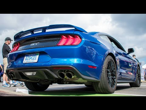 2018 Ford Mustang GT vs 2017 vs 2016 Exhaust Overview