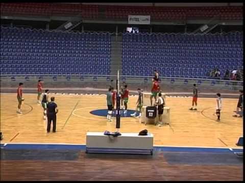 Quatro equipes disputam a final do mineiro masculino de vôlei Sub-17, em Uberlândia