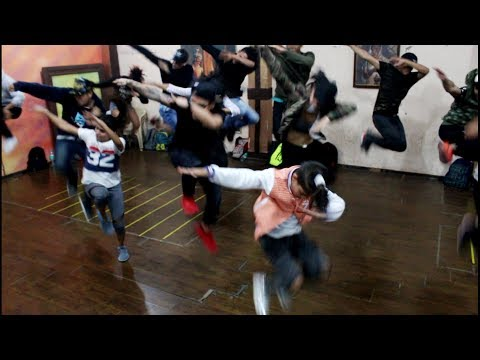 Ruel Varindani Hip-Hop Workshop  - I am HipHop Crew | REAL VIBE