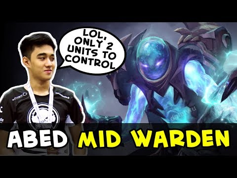 Abed mid Arc Warden — new easier Meepo for kid