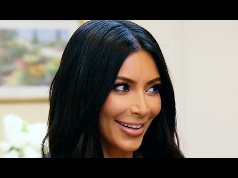 Kim Kardashian Reveals She's Pregnant Again  - VIDEO