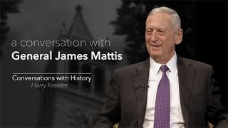 Reflections with General James Mattis - Conversations with History