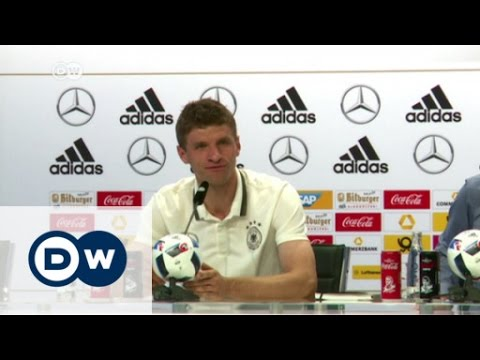 Euro 2016: Germany aims to click into gear | DW News
