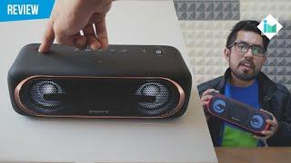 Sony SRS-XB40 - La mejor bocina bluetooth