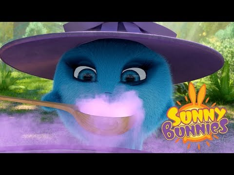 Cartoons for Children   BUNNY WITCHES   SUNNY BUNNIES   Funny Cartoons For Children
