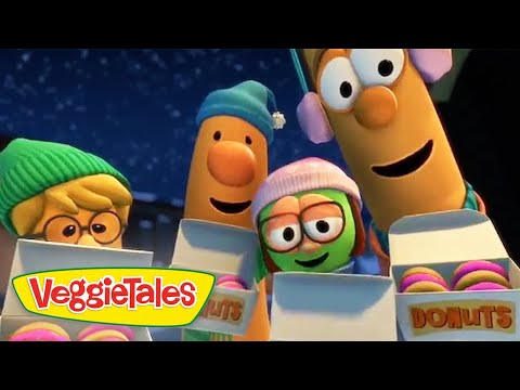 Veggie Tales   Donuts For Benny   Veggie Tales Silly Songs With Larry   Videos For Kids