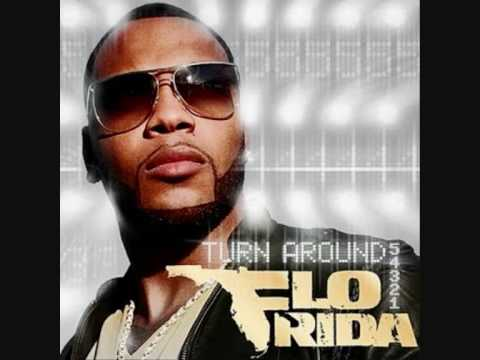 Flo Rida-turn Around (54321) video