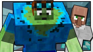 Minecraft | DANTDM GETS SICK!! | Custom Mod Adventure