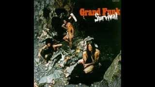 Watch Grand Funk Railroad Feelin Alright video