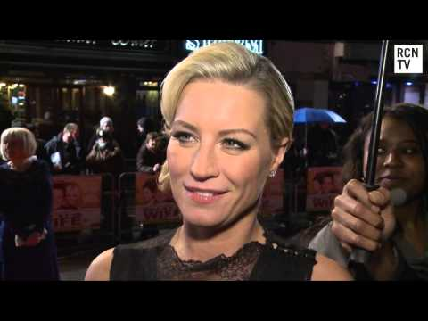 Denise Van Outen Interview Run For Your Wife World Premiere