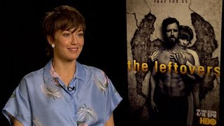 'The Leftovers' Star Carrie Coon Spills Series Finale Soop & How She Got Into Character for 'Farg…