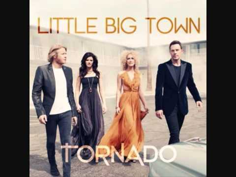 Little Big Town-Tornado [Lyrics]
